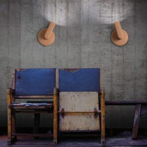 Morosini - Vane wall lamp