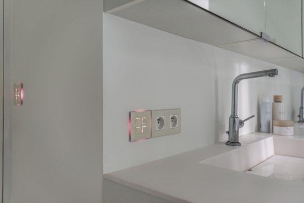 lithoss illume  дизайнерские выключатели умный дом