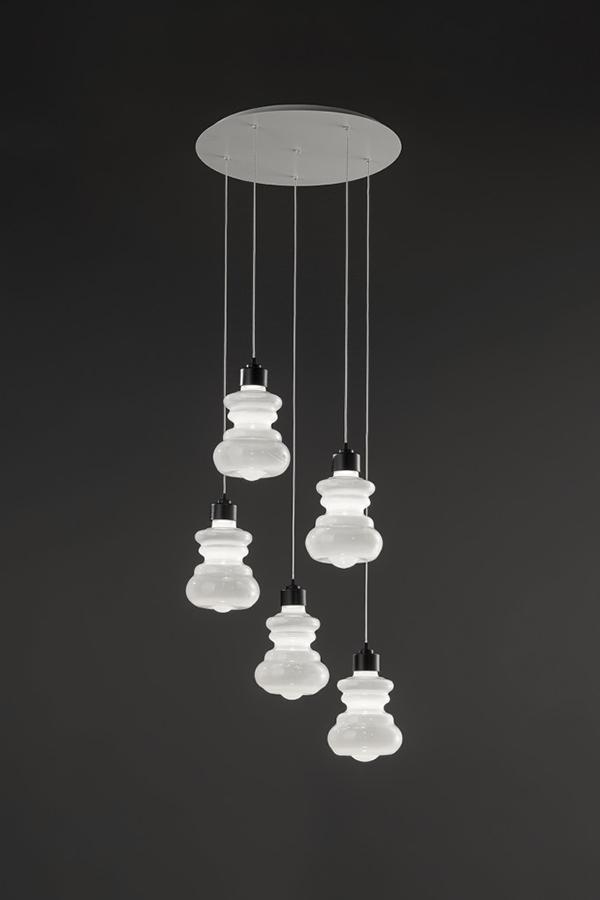 Trottola SO5 metalized white silk BIG glass 683x1024 - Trottola