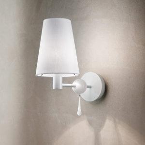 ginger lampada parete PA1 white 300x300 - Ginger PA