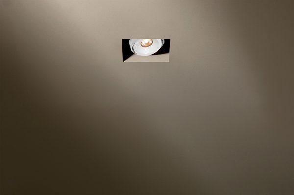 incas beaufort tal встраиваемый безрамочный светильник гипс
