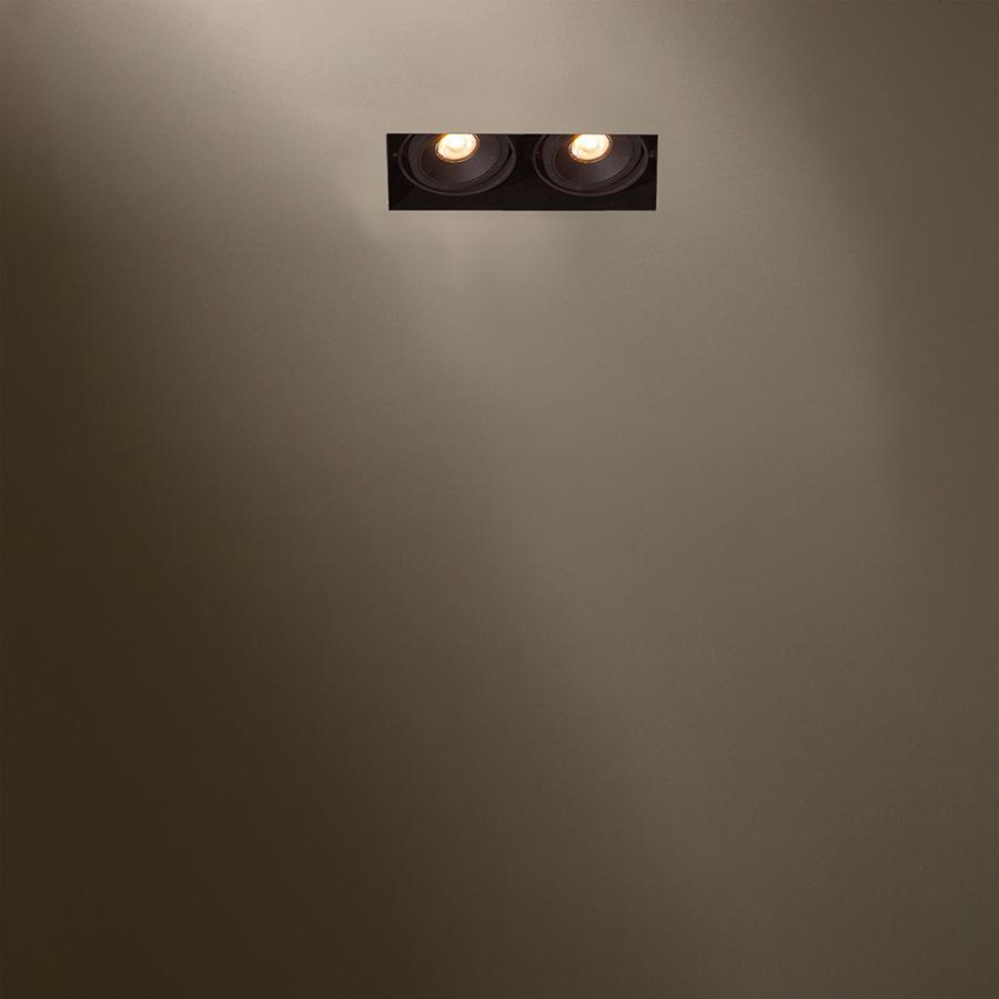 mini projexxar 2 beaufort textured black 10x10cm - Mini Projexxar Beaufort