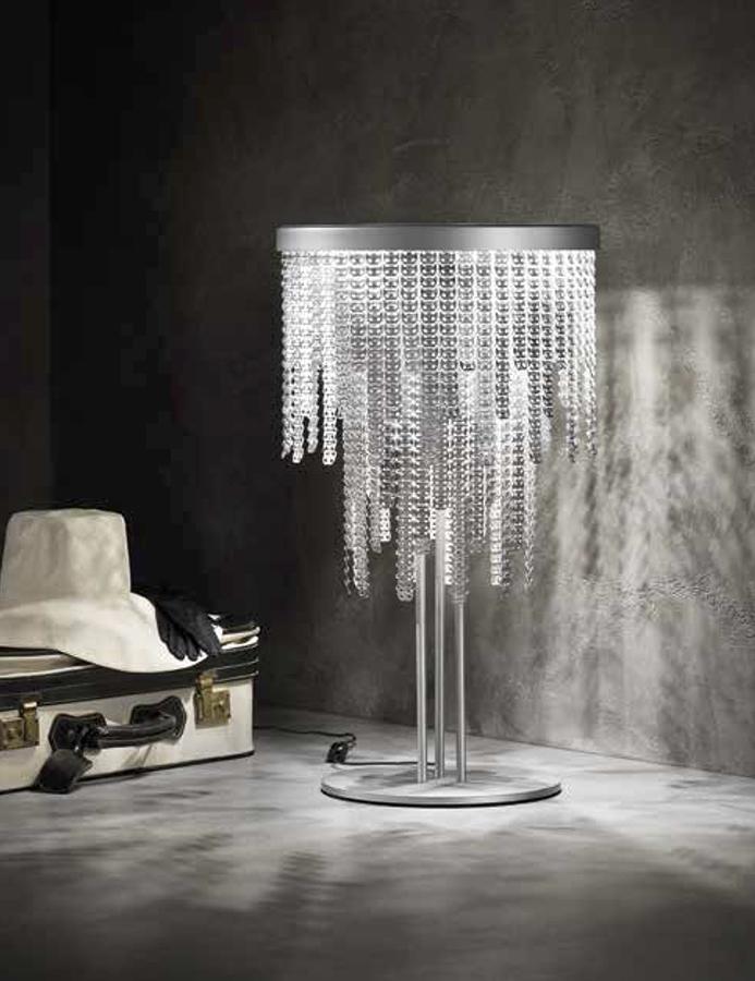 light metal rain table
