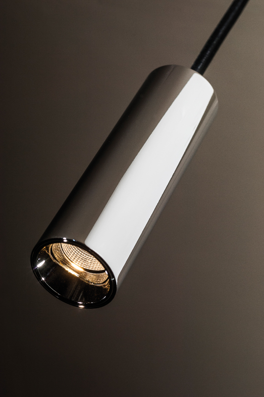 nobel_chrome suspended tal подвесной светильник