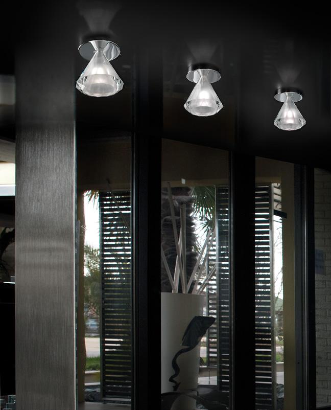 morosini karat lampada soffitto PL1 - Karat PL
