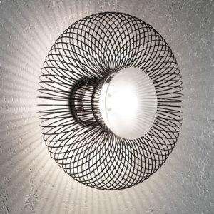 morosini spring lampada parete PL55 black 300x300 - Spring PL