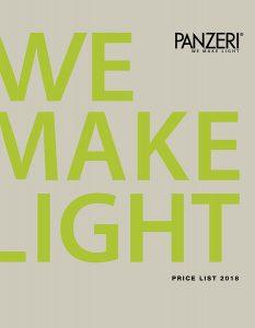 2018pricelist 233x300 - Новый прайс-лист 2018 фабрики Panzeri