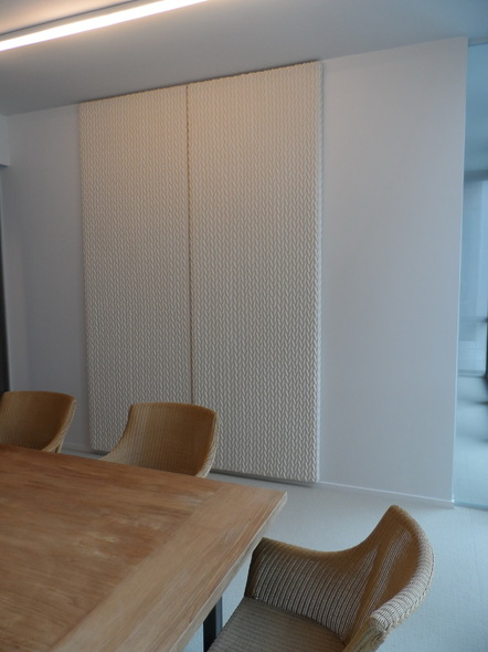 architextiles office kortrijk belgium - Cello