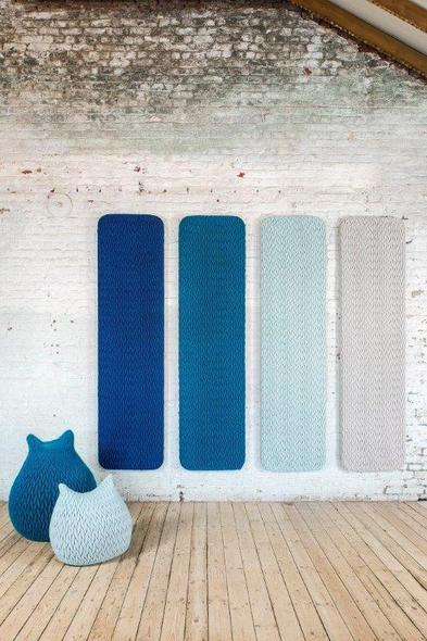 casalis slumber textile акустические панели ковры пуфы