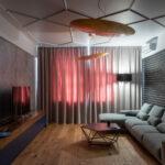 CHE01026 HDR 150x150 - Светильники Panzeri, Morosini и TAL в новом проекте квартиры в Москве!