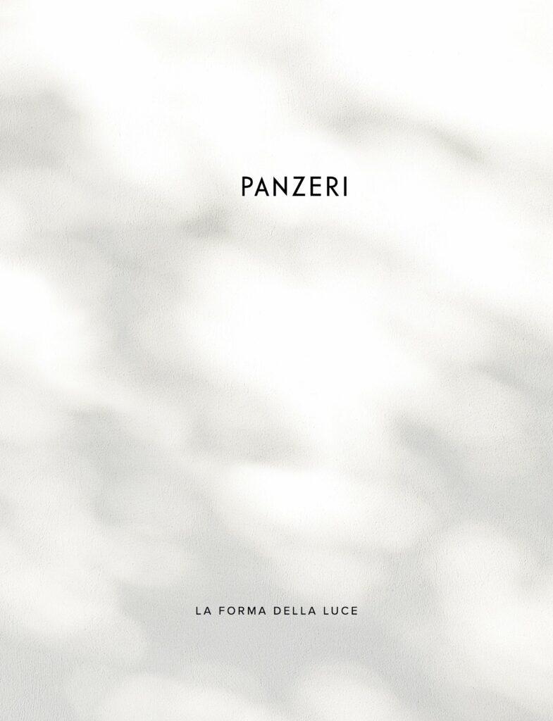 La forma della luce 2021 1 785x1024 - Новый каталог фабрики Panzeri с новинками Supersalone 2021